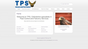 TPS Falconry and Pest Control