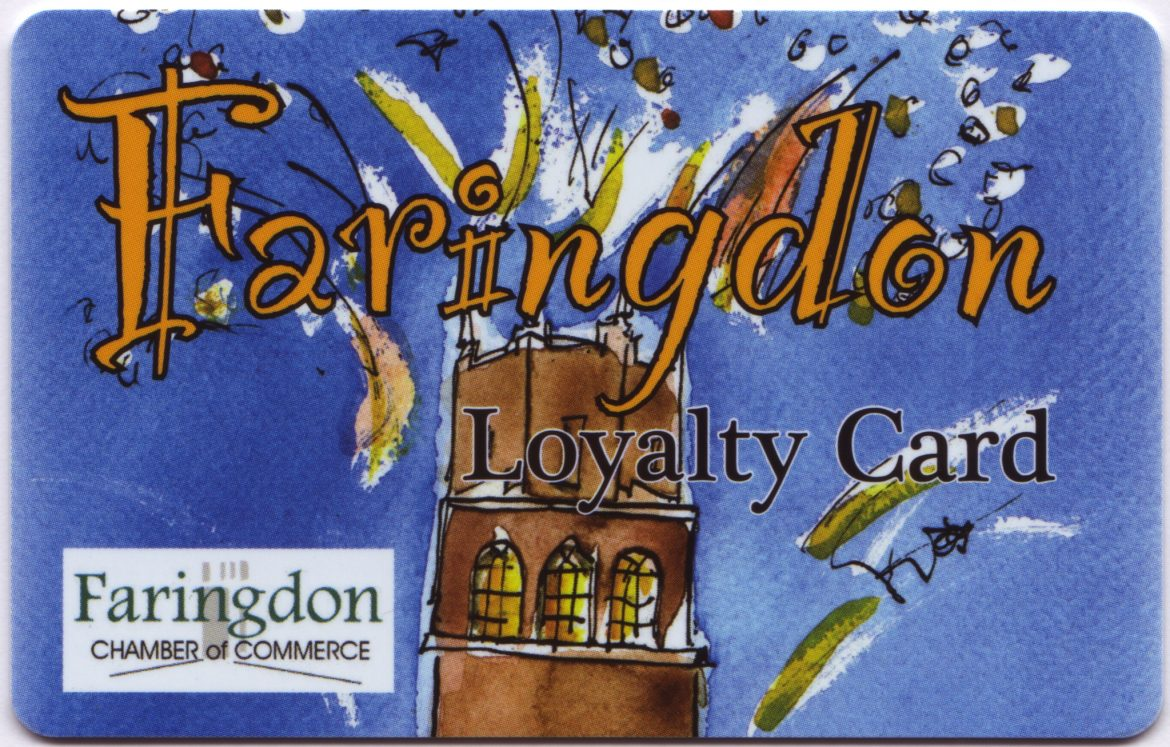 Local news – Faringdon Jelly and Faringdon Loyalty Card