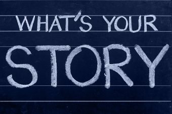 For amazing people everywhere – what's YOUR story?