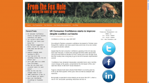 Fox and Co blog