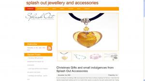 Splashout Accessories blog