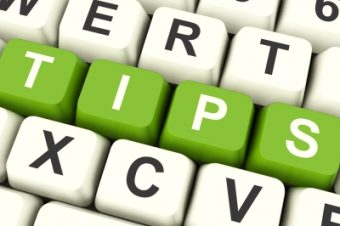 Time-saving keyboard shortcuts for web browsing and text editing