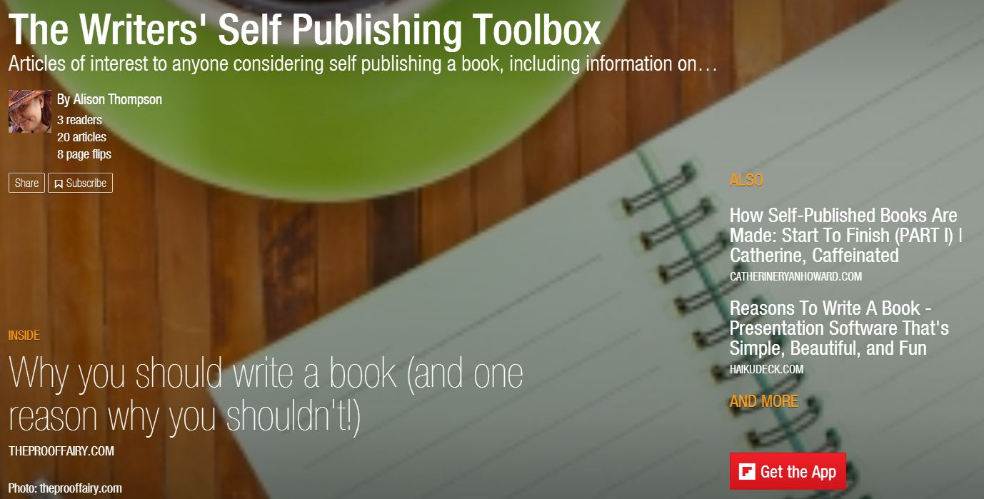 How to use Flipboard to promote your business