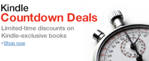 What are Kindle Countdown Deals?