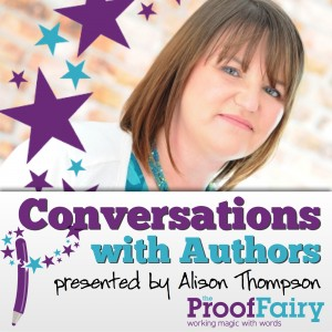 The Relaunch of the Conversations with Authors Podcast