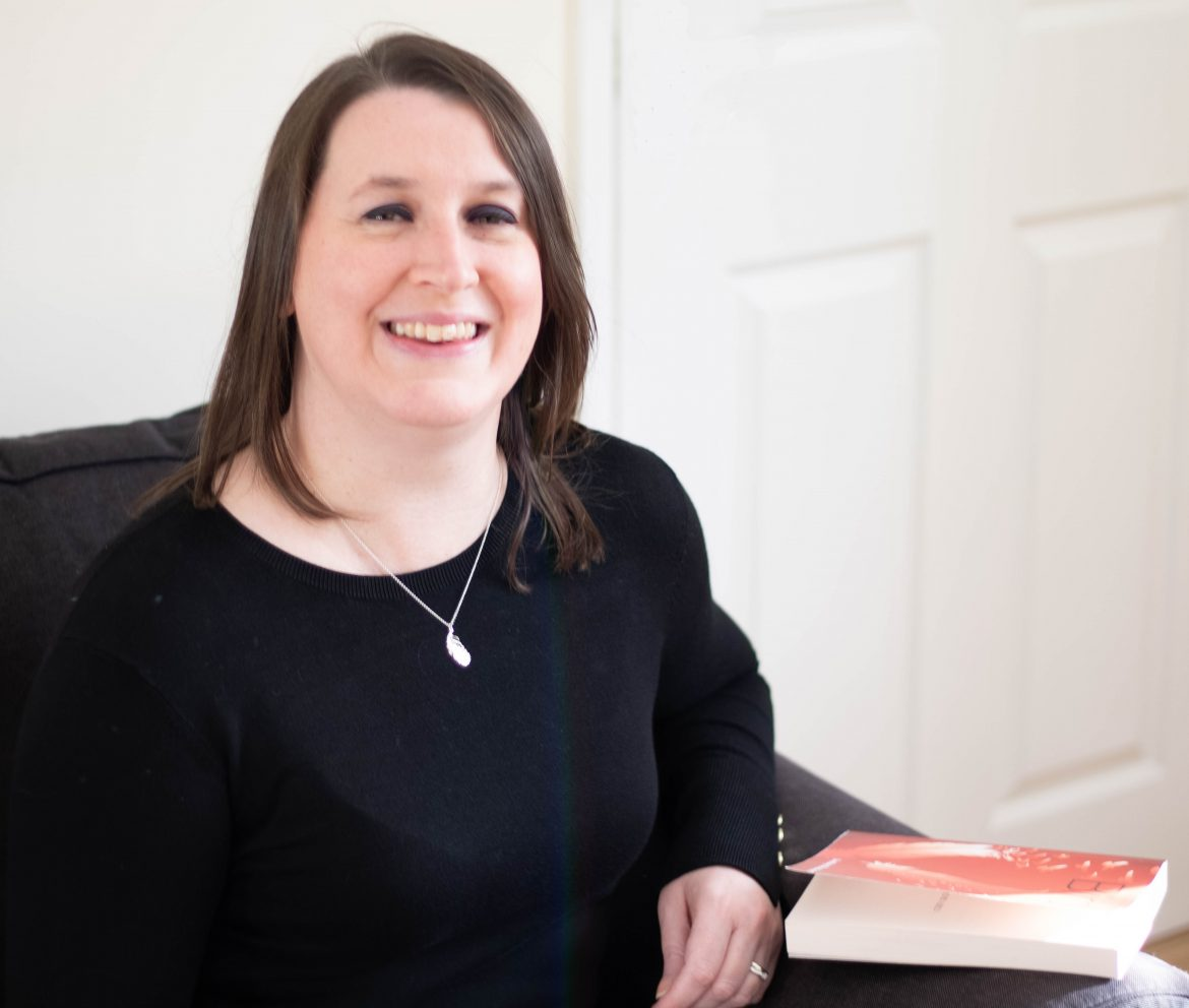 Conversations with Authors: Lindsay Woodward