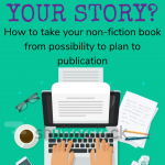 """""""What's Your Story?"""" Win a copy of my new book"""
